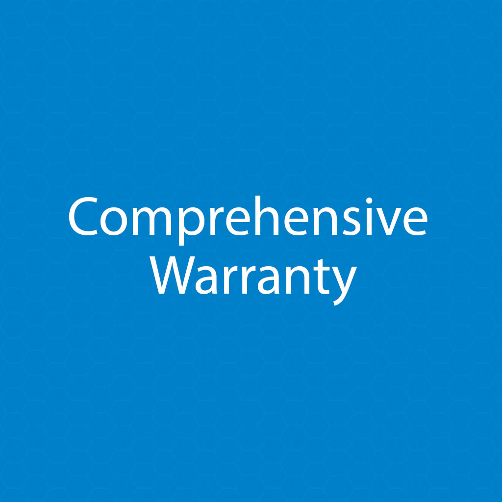 Comprehensive Warranty