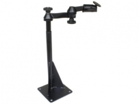"RAM Universal Drill-Down Laptop Mount. Swing Arm Connects to 2.5"" Diameter  Ball Base"