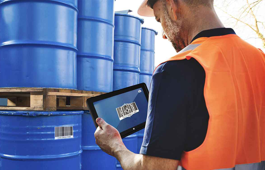 Hazardous Area Field Data Entry Made Simple with AegexScan Barcode Scanning