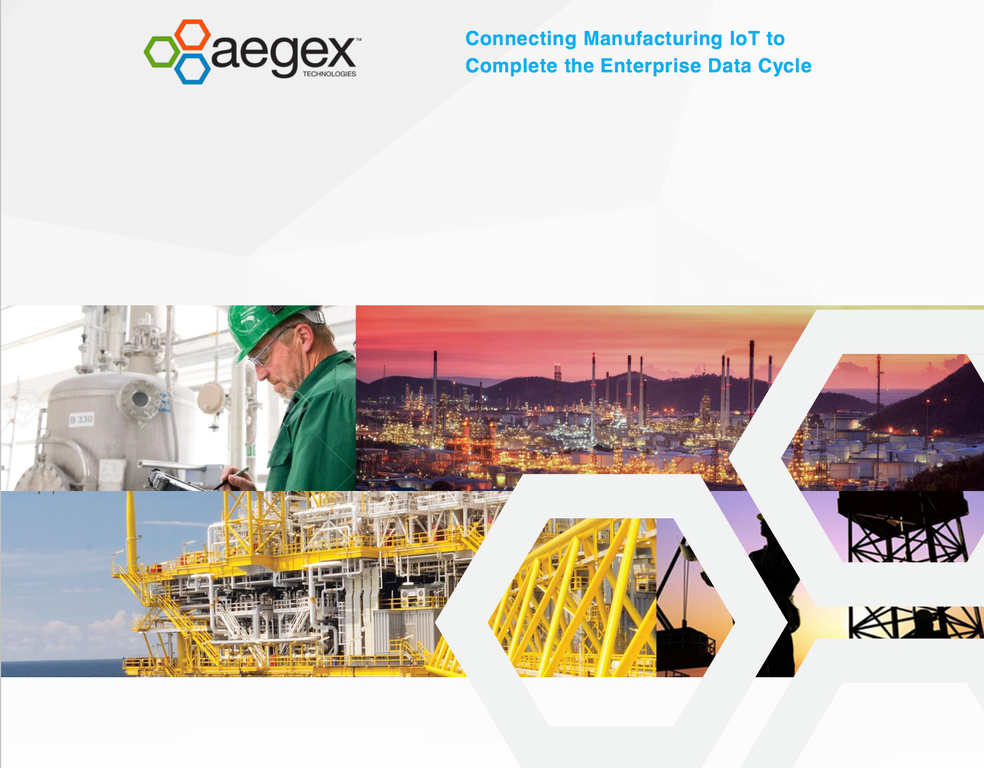 Aegex Authors White Paper on IoT Data Solutions for Hazardous Locations