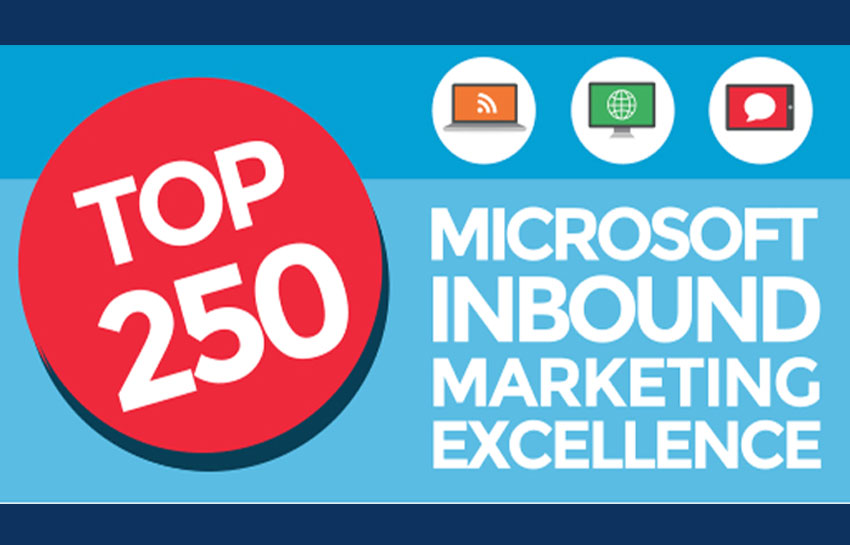 Aegex Named Among Top 150 Microsoft Partners for Inbound Marketing